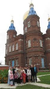 Собор архангела Михаила г Сердобска