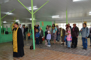 Молебен Саратовским новомученикам