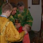 Праздничная служба в День Святого Духа