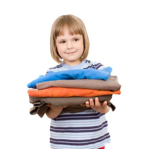 Помощь Одеждой