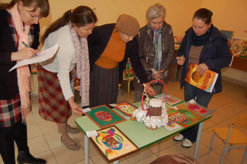 Детские фестивали конкурсы по декоративно прикладному творчеству